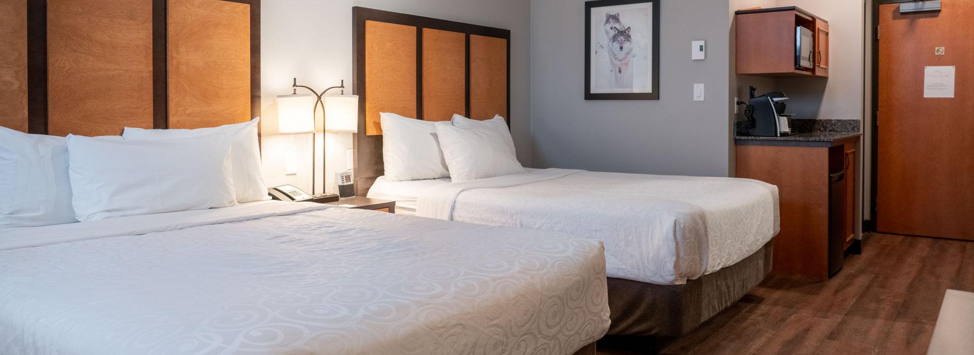 Standard Hotel Room 2 Queens